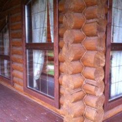 Особенности строительства дома из рубленого бревна