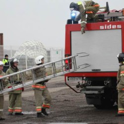 Пожарное депо построят в сельском поселении Рузского района