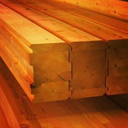 Деревянные дома из бруса – «старые» новые технологии