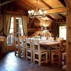 Почему лучше всего строить дома из дерева