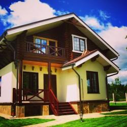 Дома-шале: новый тренд в дачном строительстве
