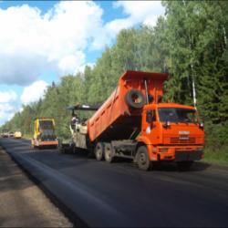 Мосавтодор начал ремонт дороги МБК-Мамошино